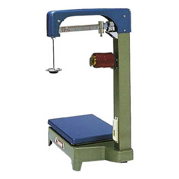 大和製衡/YAMATO 台はかり 脚付 検定品 50kg B-50【送料無料(沖縄県除く)】