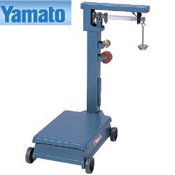 大和製衡/YAMATO 台はかり 車付 検定品 150kg BT-150【送料無料(沖縄県除く)】