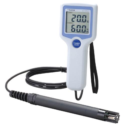 佐藤計量器/SATO デジタル温湿度計 SK-110TRH2 TYPE1 標準タイプセンサ【送料無料(沖縄県除く)】