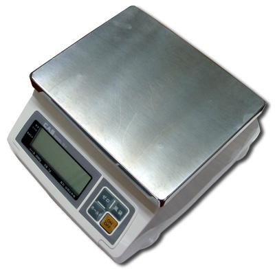 【送料無料】高森コーキ(測定機器) CAS デジタル上皿はかり ステンレス皿仕様 (片面表示) 2kg TI-1