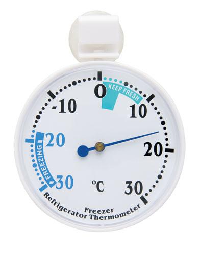 冷蔵庫の温度管理に 数量限定アウトレット最安価格 冷凍 TM-5807 冷蔵庫用温度計 商舗