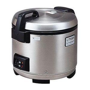タイガー魔法瓶/TIGER 業務用炊飯ジャー 炊きたて 2升炊き JNO-A360 XS ステンレス
