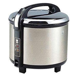 タイガー魔法瓶/TIGER 業務用 炊飯ジャー 炊きたて 1升5合炊き JCC-270P XS ステンレス