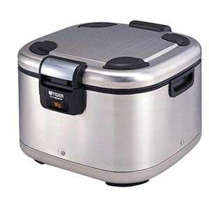 タイガー魔法瓶/TIGER 業務用 保温専用電子ジャー 炊きたて 3升 JHE-A540 XS ステンレス