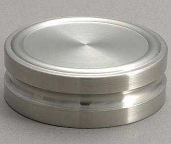 【送料無料】新光電子 ステンレス円盤型分銅(F1級(特級)適合) 2kg