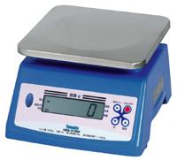 大和製衡/YAMATO デジタル式上皿自動はかり 20kg 検定品 UDS-210W【送料無料(沖縄県除く)】