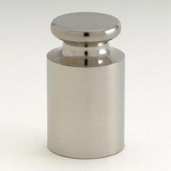 【送料無料】新光電子 ステンレスOIML型 円筒分銅(M1級(2級)適合) 2kg