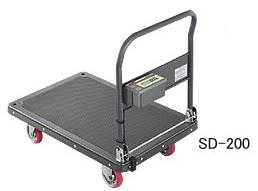 【送料無料】エー・アンド・デイ/A&D カートスケール SD-100 100kg