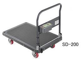 【送料無料】エー・アンド・デイ/A&D カートスケール SD-200 200kg