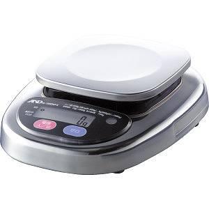 【送料無料】エー・アンド・デイ/A&D 防塵・防水デジタルはかり ウォーターボーイ 3000g HL-3000LWP