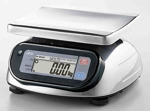 【送料無料】エー・アンド・デイ/A&D デジタルはかり ウォーターボーイ 10kg SL-10KWP