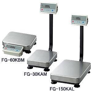【送料無料】エー・アンド・デイ/A&D デジタル台はかり 150kg FG-150KBM