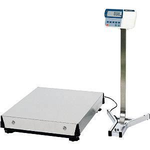 【送料無料】エー・アンド・デイ/A&D 重量物用大型デジタル台はかり(液晶表示) 検定付 300kg HW-300KGL4