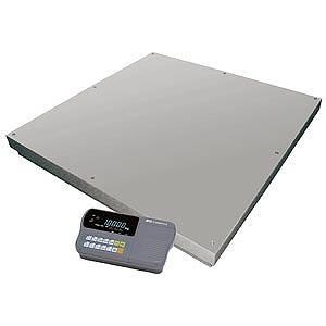 【送料無料】エー・アンド・デイ/A&D デジタルはかり/計量台 検定付 2000kg FT-2000Ki14