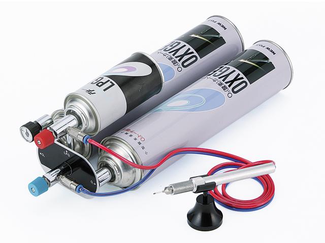 【送料無料】新富士バーナー O2トーチ小型酸素溶接バーナー OT-3000