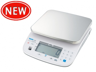 防水型デジタル上皿はかり Just NAVI 6kg J-100W-6 検定品 大和製衡/YAMATO
