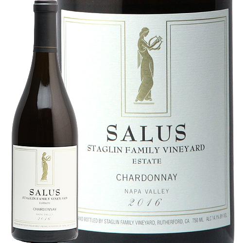 スタッグリン サルース シャルドネ エステイト 2016 STAGLIN Salus Chardonnay 白ワイン アメリカ カリフォルニア 辛口 ナパヴァレー バレー フルボディ