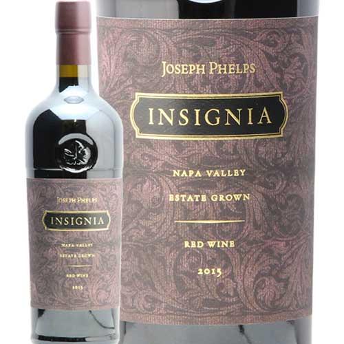 ジョセフ フェルプス インシグニア 2015 赤ワイン アメリカ カリフォルニア ナパヴァレー バレー ジェロボーム フルボディ あす楽 即日出荷 パーカーポイント97-100