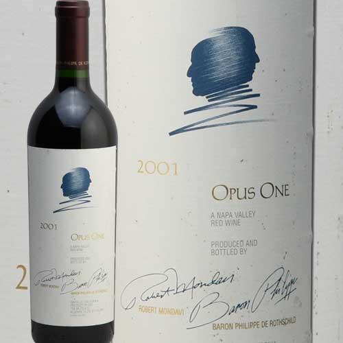 オーパスワン [2001]赤ワイン アメリカ カリフォルニア