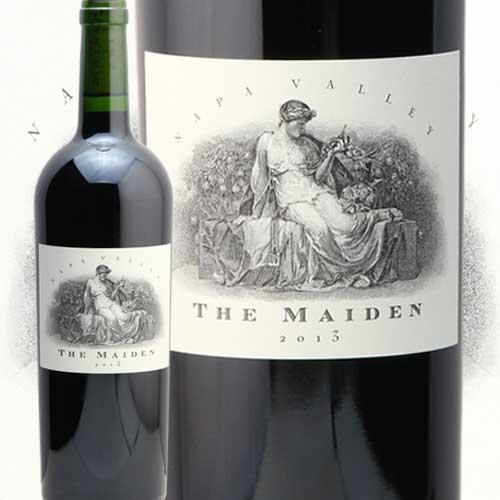 ザ・メイデン レッド・ワイン [2013]赤ワイン アメリカ カリフォルニア