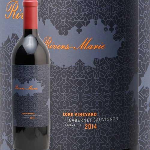 リヴァース マリー カベルネ ソーヴィニヨン ロア ヴィンヤード 2014 RIVERS MARIE Cabernet Sauvignon Lore Vineyard 赤ワイン アメリカ カリフォルニア