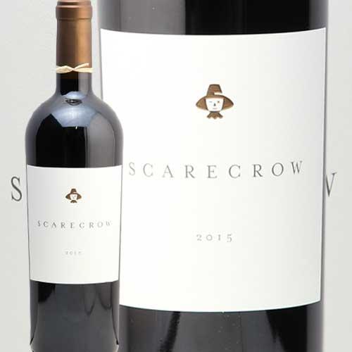 スケアクロウ [2015] 赤ワイン アメリカ カリフォルニア カベルネソーヴィニヨン ナパヴァレー バレー あす楽 即日出荷 中川ワイン