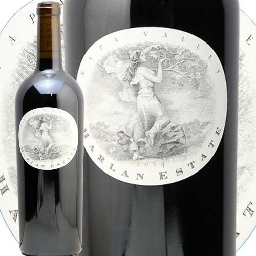 ハーランエステイト レッドワイン [2014] 赤ワイン アメリカ カリフォルニア あす楽 即日出荷 パーカー98点 中川ワイン ナパバレー ヴァレー