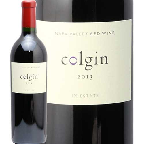 コルギン IXエステート ナパ ヴァレー レッド ワイン 2013 赤ワイン アメリカ カリフォルニア パーカー100点 バレー 中川ワイン あす楽 即日出荷