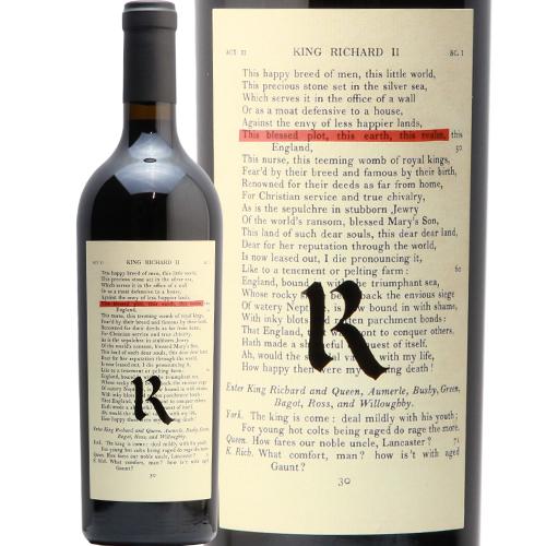 レアム ザ バード 2016 REALM THE BARD 赤ワイン アメリカ カリフォルニア ナパヴァレー 中川ワイン