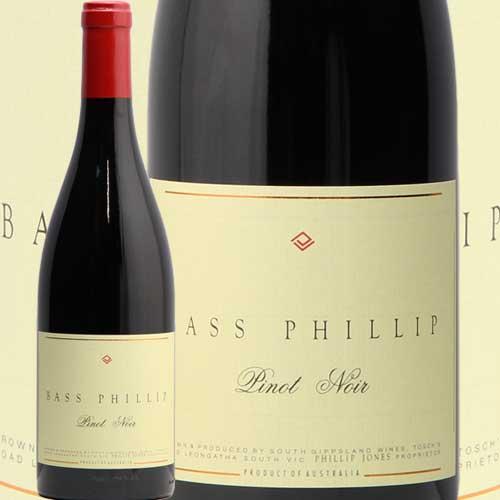 バスフィリップ エステート ピノノワール 2015 Bass Phillip Estate Pinot Noir 赤ワイン オーストラリア 最高評価 ビオディナミ 有機栽培 即日出荷