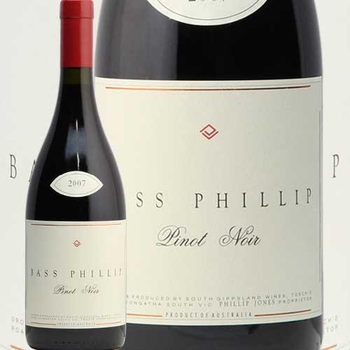 バスフィリップ エステート ピノノワール 2007 Bass Phillip Estate Pinot Noir 赤ワイン オーストラリア ビオディナミ 有機栽培 ヴァイアンドカンパニー