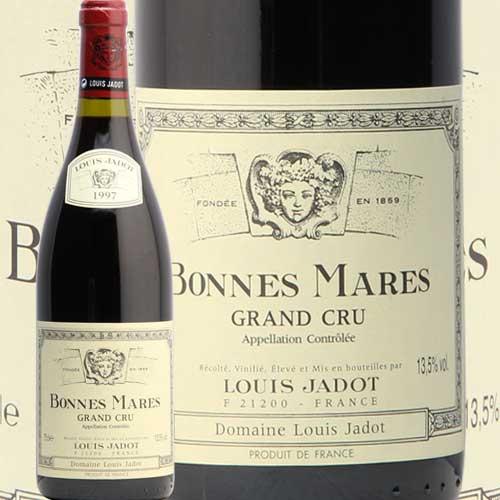 ボンヌ マール [1997] ルイジャド 赤ワイン フランス ブルゴーニュ 特級畑 ルイ・ジャド 古酒 あす楽 即日出荷 あすつく グランクリュ