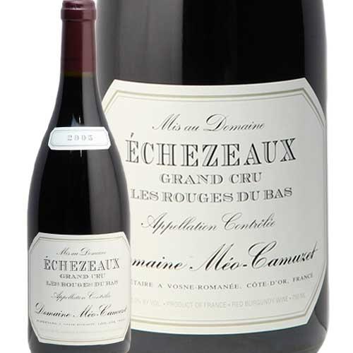 エシェゾー グラン クリュ レ ルージュ デュ バ 2005 ECHEZEAUX GRAND CRU LES ROUGES DU BAS Meo Camuzet メオカミュゼ 赤ワイン フランス ブルゴーニュ あす楽 即日出荷