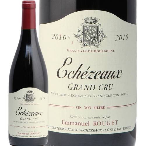 エシェゾー 2010 エマニュエル ルジェ Echezeaux Emmanuel Rouget 赤ワイン フランス ブルゴーニュ エマニエル あす楽 即日出荷