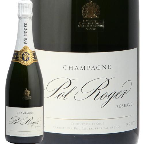ポル ロジェ ブリュット レゼルヴ Pol Roger Brut Reserveシャンパン フランス シャンパーニュ