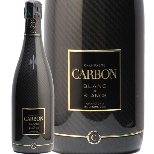 カーボン ブラン ド ブラン 2009 Carbon Blanc de Blancs Millesime シャンパン フランス 辛口 ラベル フランス カルボン あす楽 即日出荷