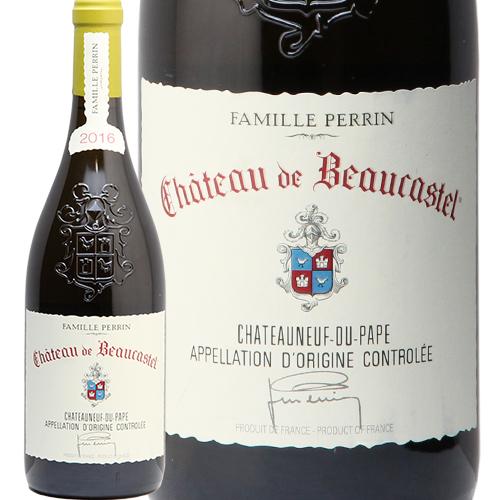 シャトー ドゥ ボーカステル ブラン 2016 Chateau de Beaucastel Blanc 白ワイン フランス コートデュローヌ やや辛口 あす楽 即日出荷 ジェロボーム
