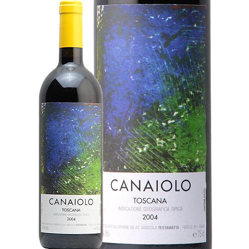 ビービーグラーツ カナイオーロ 2004 赤ワイン イタリア
