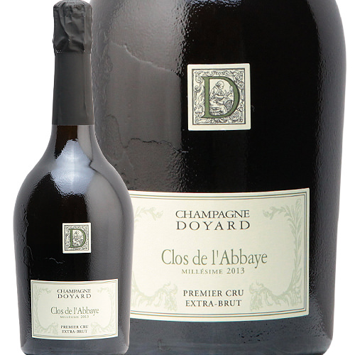 ドワイヤール キュベ クロ デ ラベイ 2013 Doyard Cuvee Clos de l'Abbaye 辛口 希少 RM フィラディス シャンパン シャンパーニュ フランス