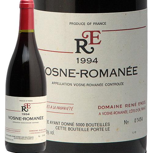 ヴォーヌ ロマネ 1994 ルネ アンジェル Vosne Romanee Rene Engel 赤ワイン ブルゴーニュ ピノ ノワール フィラディス