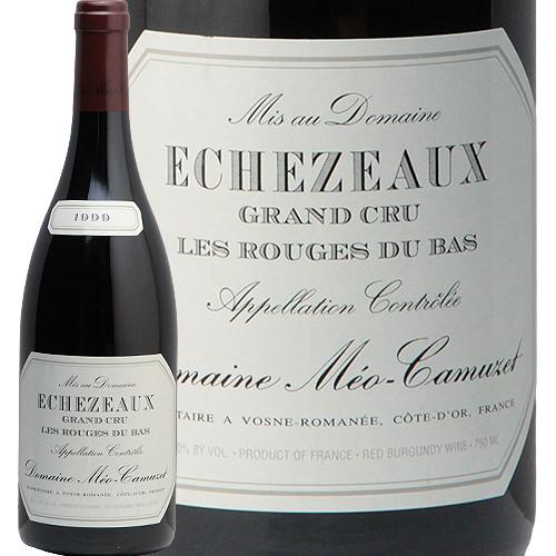 エシェゾー グラン クリュ 1999 メオ カミュゼ Echezaux Grand Cru Meo Camuzet 赤ワイン ブルゴーニュ ピノ ノワール フィラディス