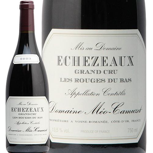 エシェゾー グラン クリュ 2003 ドメーヌ メオ カミュゼ Echezeaux Grand Cru Meo Camuzet 赤ワイン ブルゴーニュ 特級畑 ピノ ノワール フィラディス