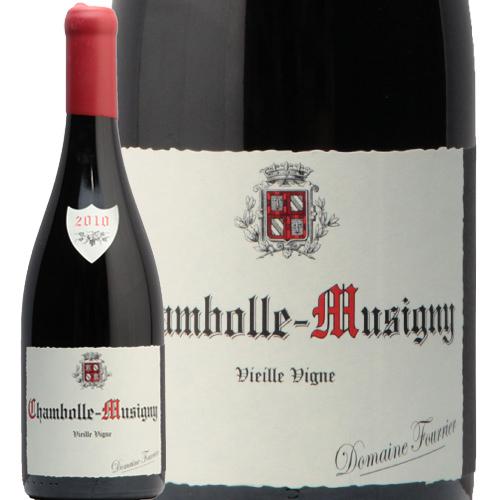 シャンボール ミュジニー V.V.2010 ドメーヌ フーリエ Chambolle Musigny Domaine Fourrier 赤ワイン ブルゴーニュ ピノ ノワール フィラディス