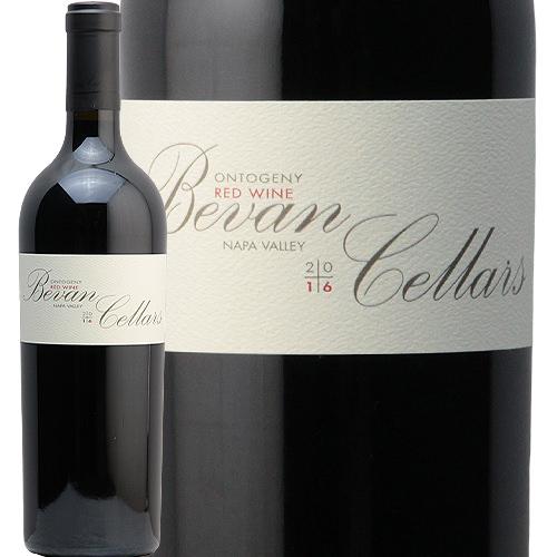ビーヴァン セラーズ オントジェニー プロプライエタリー レッド ワイン ナパ ヴァレー 2016 Bevan Cellars Ontogeny Proprietary Red Wine Napa Valley 赤ワイン カリフォルニア 中川ワイン