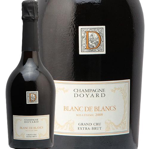 ドワイヤール キュベ ブラン ド ブラン グラン クリュ 2008 Doyard Cuvee Blanc de Blancs Grand Cru 辛口 希少 RM フィラディス シャンパン シャンパーニュ フランス