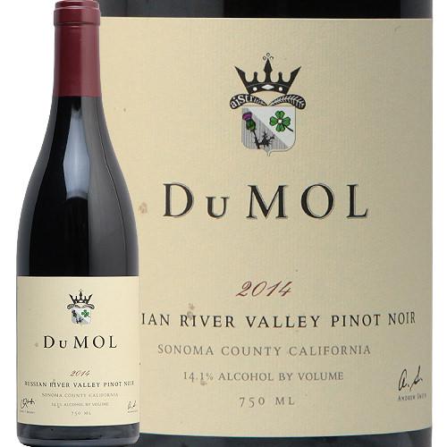 デュモル ピノノワール ロシアン リヴァー ヴァレー 2014 赤ワイン アメリカ カリフォルニア ジャルックス ルシアンリバー
