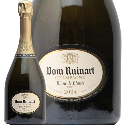 ドン ルイナール ブラン ド ブラン ミレジメ 2004 Dom Ruinart Blanc de Blancs Millesime スパークリング フランス シャンパーニュ フィラディス