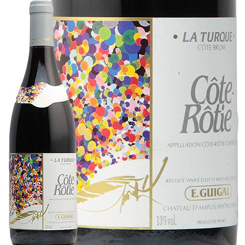【パーカーポイント95点!】 コート ロティ ラ テュルク 1996 E ギガル Cote Rotie La Turque E Guigal 赤ワイン フランス ローヌ 熟成 貴重 フィラディス