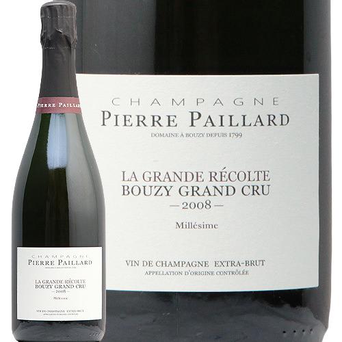 ピエール パイヤール ミレジメ 2008 Pierre Paillard Millesime シャンパン スパークリング フランス シャンパーニュ 当たり年 RM フィラディス やや辛口