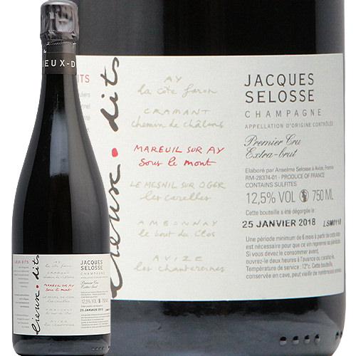 ジャック セロス スー ル モン NV Jacques Selosse Dous le Mont シャンパン スパークリング フランス シャンパーニュ RM フィラディス